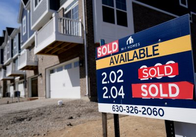 Fewer homes for sale as listings drop