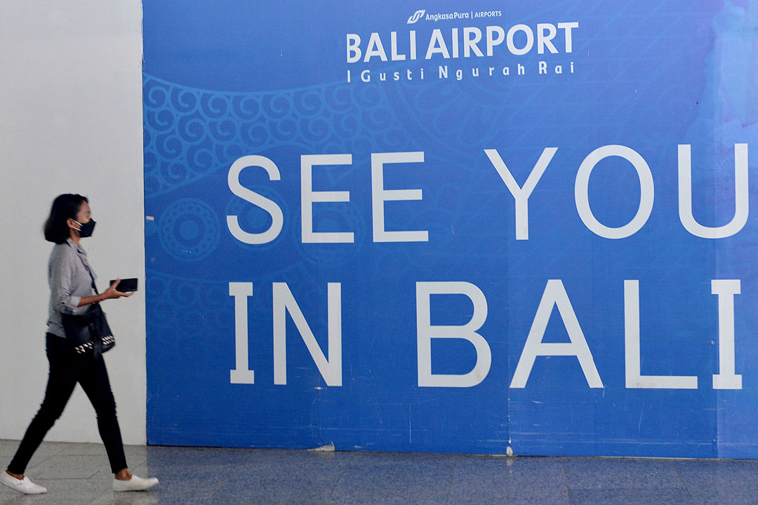 Bali reopens to international tourists, but with no flights