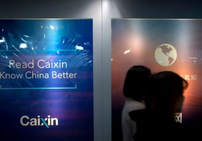 China boots Caixin financial news from approved media list