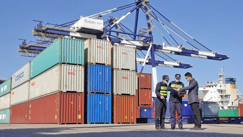 China exports up 28% in September; surplus with US at $42B