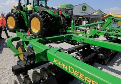 Deere & Co. workers go on strike after rejecting contract