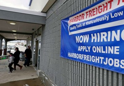 Employers add a dismal 194,000 jobs in September, unemployment rate at 4.8%