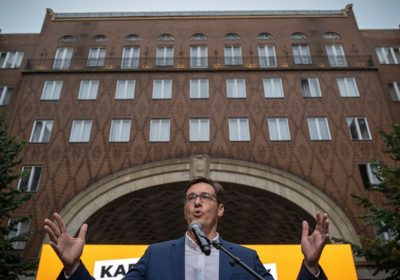 Hungary: Budapest mayor pulls out of opposition primary race