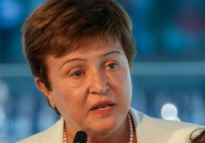IMF's board approves allowing Georgieva to remain as head