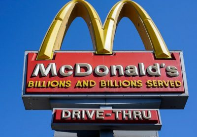 McDonald's sales surged 14% as virus restrictions eased