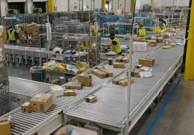 NYC area Amazon workers file for union election with National Labor Relations board
