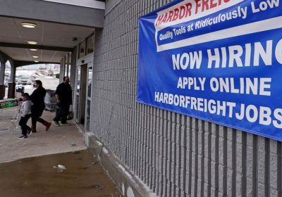 Delta variant and worker shortage keep a lid on job growth