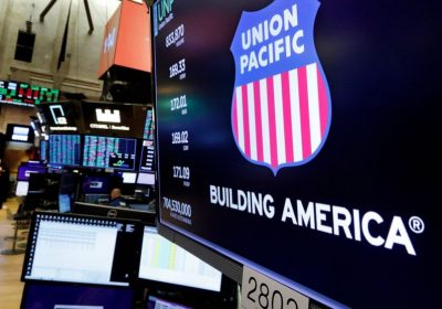 Union Pacific Q3 profit up 23% even with flat volume