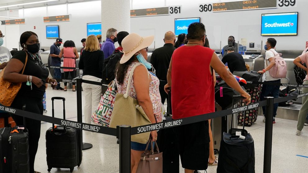 Unsupported 'sickout' claims take flight amid Southwest woes